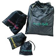 Mesh Stuff Bag Set