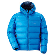 Alpine Light Down Parka Men's