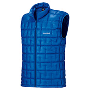 Plasma 1000 Down Vest Men's