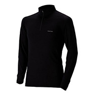 Super Merino Wool M.W. High Neck Shirt Men's