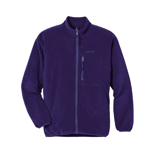 photo: MontBell Men's Chameece Jacket fleece jacket