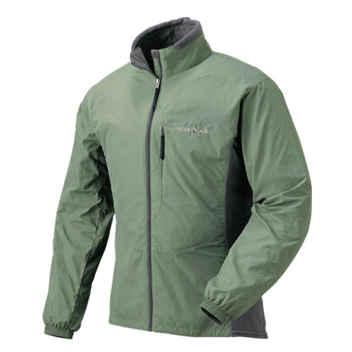 MontBell Light Shell Jacket