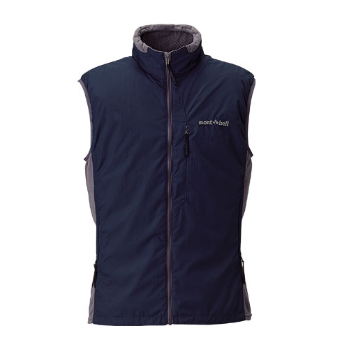 photo: MontBell Light Shell Vest wind shell vest