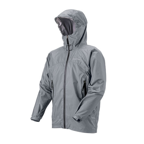 photo: MontBell Women's Versalite Jacket waterproof jacket