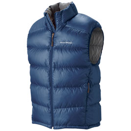 ALPINE LIGHT DOWN VEST MEN'S