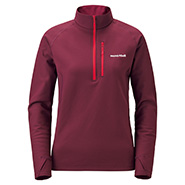 Trail Action Pullover Women's