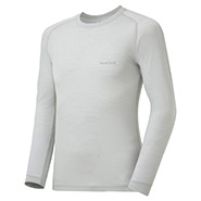 Super Merino Wool Light Weight Round Neck Shirt Men's