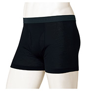 Super Merino Wool Light Weight Trunks Men's