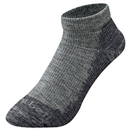 Merino Wool Walking Ankle Socks