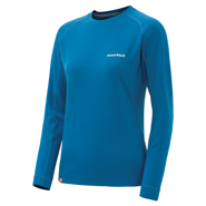 Merino Wool Plus Action Long Sleeve T Women's