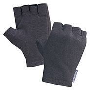 CHAMEECE Fingerless Gloves Men's