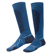 Merino Wool SUPPORTEC Snow Sports Socks