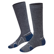 Merino Wool Supportec Full Pile Snow Sport Socks