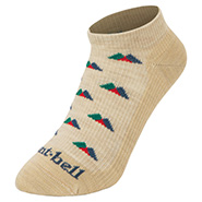 Merino Wool Travel Ankle Socks Women's