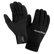 WINDSTOPPER Trekking Gloves Men's