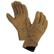OutDry Winter Leather Gloves Men's