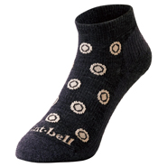 Merino Wool Walking Short Socks Women's