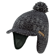 Wool Aurora Cap Snow