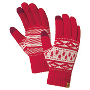 Wool Knit Highland Gloves