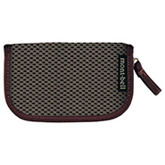 Mini Zip Wallet Mesh