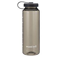 Clear Bottle 1.0L