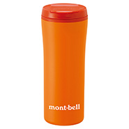 Thermo Tumbler 400 mont-bell Logo
