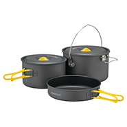 Alpine Cooker 16+18 Pan Set
