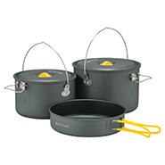 Alpine Cooker 18+20 Pan Set