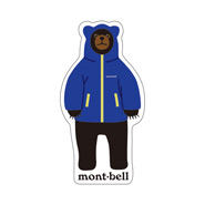 Sticker Monta Bear #1