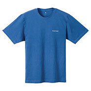 Cotton T One Point Logo Men's