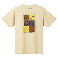 Pear Skin Cotton T Map Symbols