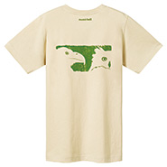 Pear Skin Cotton T Women's Owashi To Shimafukurou