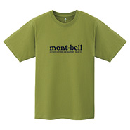 Pear Skin Cotton T mont-bell