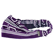 Tenugui Head Band Stripe Gear