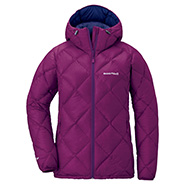 Alpine Light Down Parka Women's