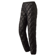 Light Down Pants Men's