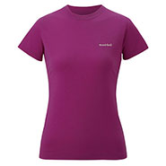 Wickron Slim T One Point Logo Women's