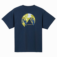 Wickron T Shirt Men's Moon Light