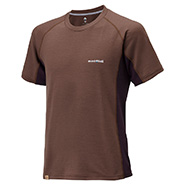 Merino Wool Plus Action T Shirt Men's