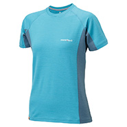 Merino Wool Plus Action T Shirt Women's