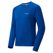 Merino Wool Plus Light Long Sleeve T Men's