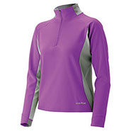 Zeo-Line 3D Thermal Long Sleeve Zip Shirt Women's