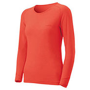 Super Merino Wool M.W. Round Neck Shirt Women's