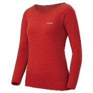 Super Merino Wool EXP. Round Neck Shirt Women's