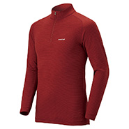 Super Merino Wool EXP. High Neck Shirt Men's