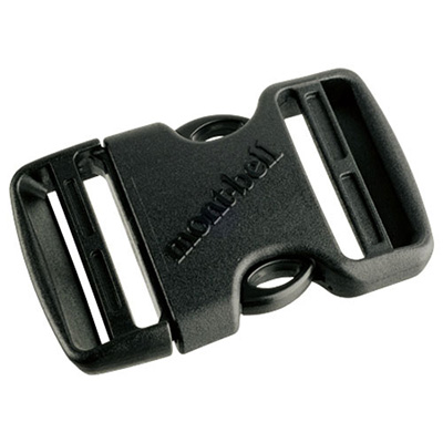 Side Release Buckle 38mm Double Pull Montbell America